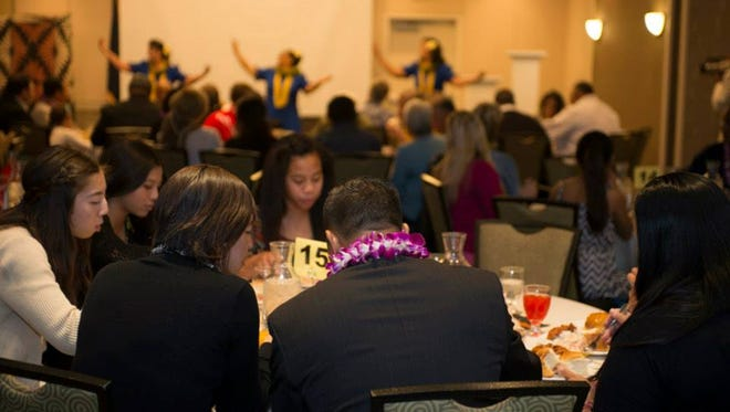 "Dinner and dancing were part of the Southern Utah Pacific Islander Coalition's annual ""Mana"" Recognition awards last year. This year's event is scheduled for Wednesday."