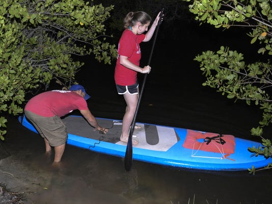 Florida Today Insider: Stand up paddleboarding