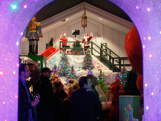 Ohio's Castle Noel collection of Christmas fun grows