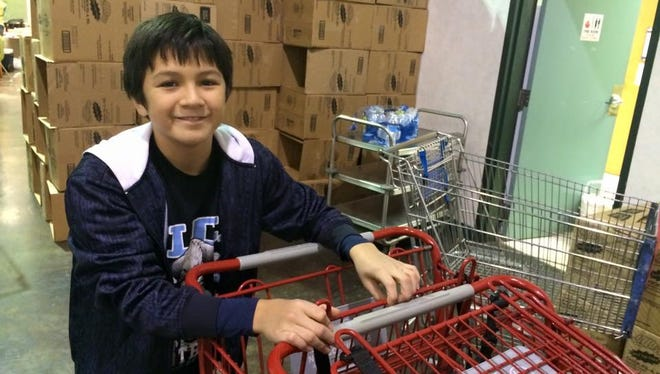 San Angelo Christmas Boxes keeps local families from going hungry during the holidays.