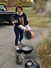 tailgating 101 - extinguishing the fire
