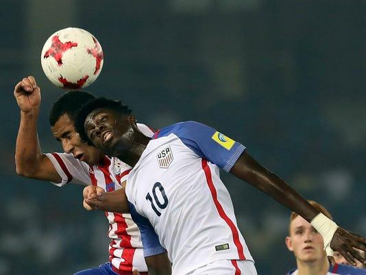 EPA INDIA SOCCER FIFA U-17 WORLD CUP 2017 SPO SOCCER IND NE
