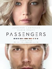 "Get passes to see ""Passengers."""