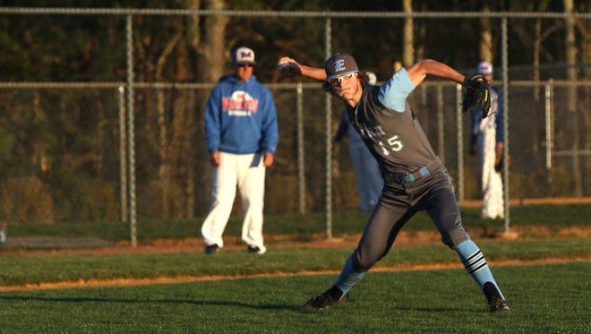 Enka rising senior Tucker Kuykendall has committed to play college baseball for VMI.
