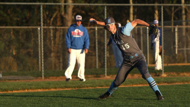 Enka senior Tucker Kuykendall was named to the all-tournament team following the World Wood Bat Association Southeast Qualifier #2 held Sept. 23-25 in Cartersville, Ga.