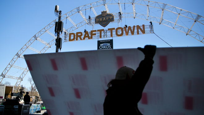 Chitown is home to Draft Town this week.