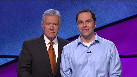 Gabor Revy on Jeopardy 3.19.14