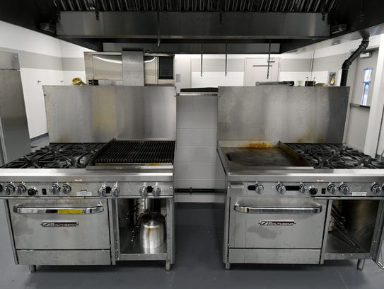 Karns High School has a new more than $400,000 culinary