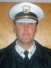Lt. Paul Neudigate of the Cincinnati Police Departmen.