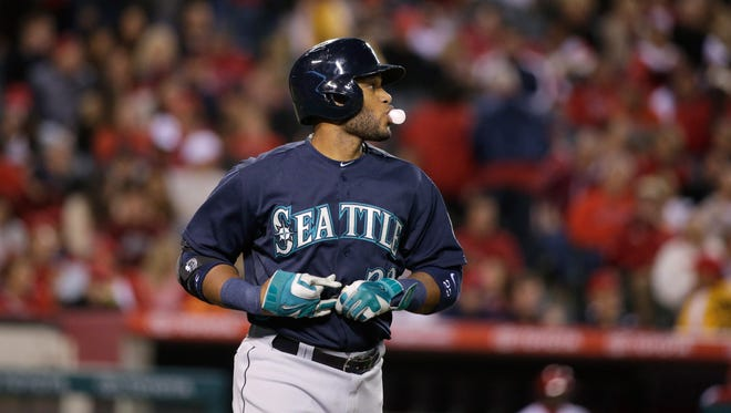 Robinson Cano is hitting .301 but has just one home run for the Mariners so far.