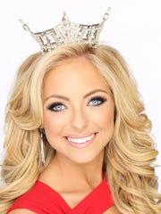 Miss Tennessee Caty Davis