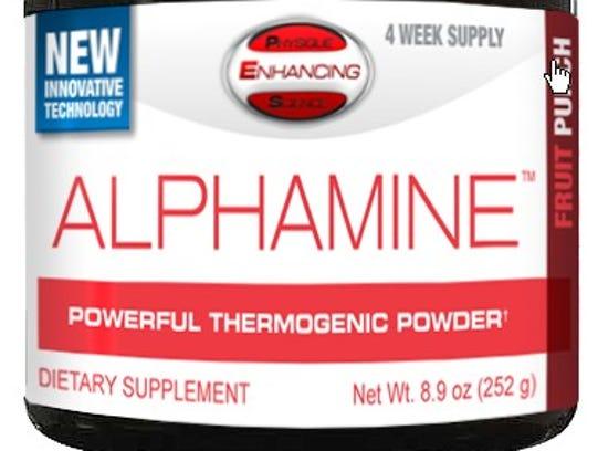 PES Alphamine product photo