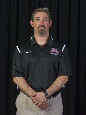 Red Bank Regional head football coach Nick Giglio is the Asbury Park Press Coach of the Season for the fall