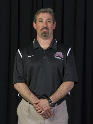 Red Bank head coach Nick Giglio is the Asbury Park Press All-Shore Coach of the Season.