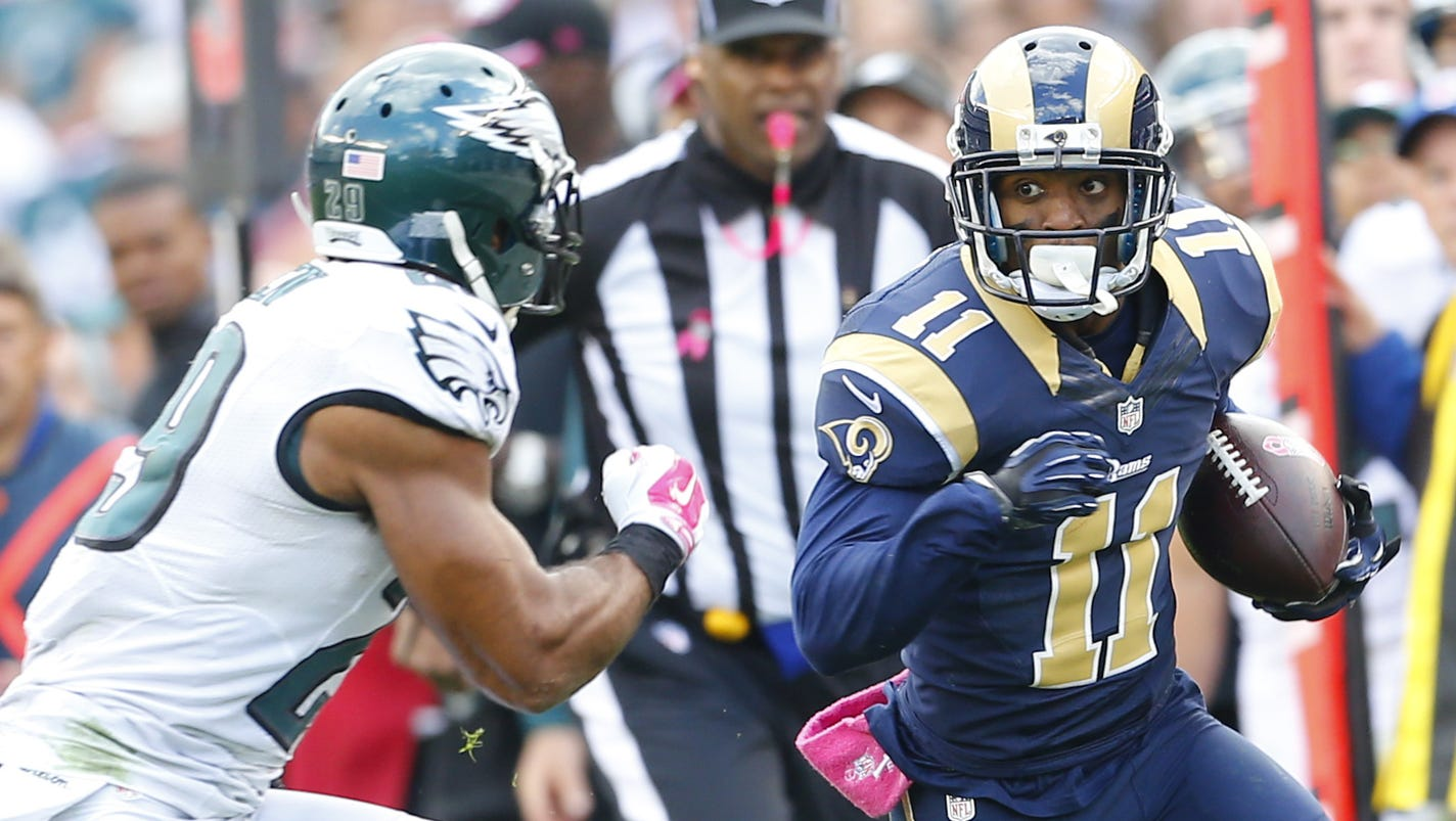 Eagles Fend Off Rams Comeback Attempt
