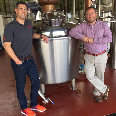 Craft distillery expands on Milwaukee's near west side