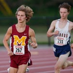 McCutcheon's Will Persin, Frankfort's Colton Crum win regional titles
