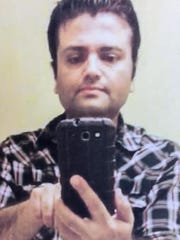 "Aditya ""Sunny"" Anand, 44, of York."