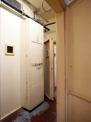 The entrance to women's quarters.