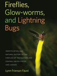 Lynn Frierson Faust's book on fireflies.