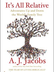 """It's All Relative"" by A.J. Jacobs"