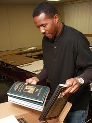 B.D. Alexander has written several books as well as