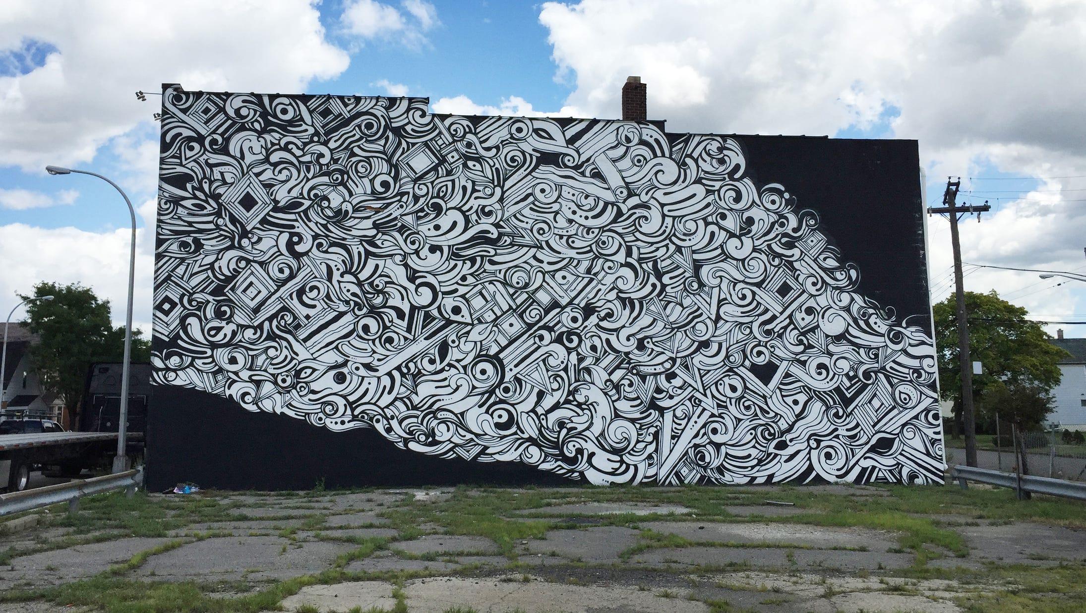Detroit Street Art 35 Must See Pieces