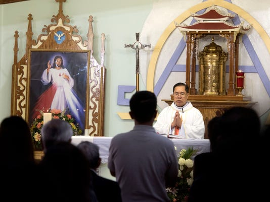 Our Lady Queen of Martyrs 1