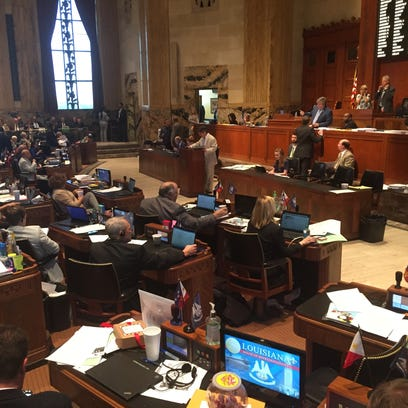 The House of Representatives debated next year's budget