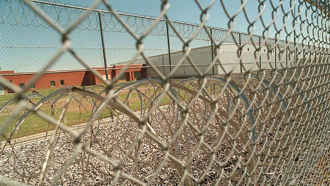 The Federal Correctional Facility in Yazoo City