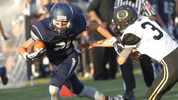 It was another undefeated season for Central Catholic.
