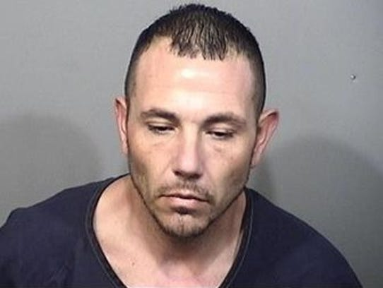 James Ramsey, 37, of Melbourne, charges: 2 counts of