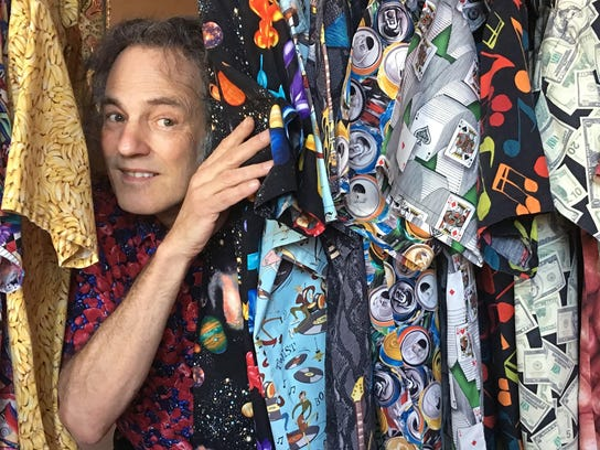 """Dick Rosemont, subject of the film """"Shirts!"""" to screen"""