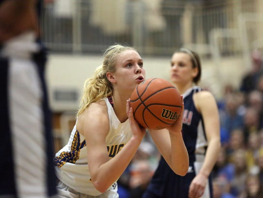 Greenfield-Central's Madison Wise is among the state's