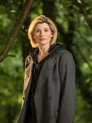 Jodie Whittaker takes on sci-fi adventures as the 13th