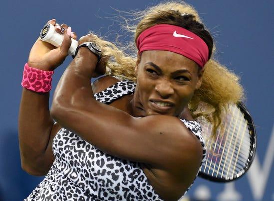 Serena williams a slow wet taste 4