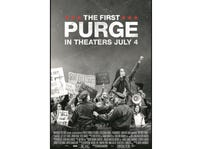 Advance Screening: The First Purge