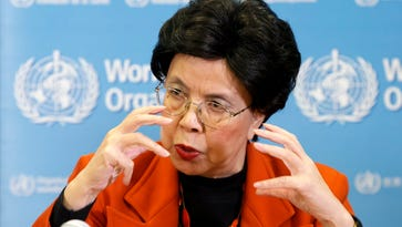 Margaret Chan, head of the WHO, in Geneva on Feb. 1, 2016.