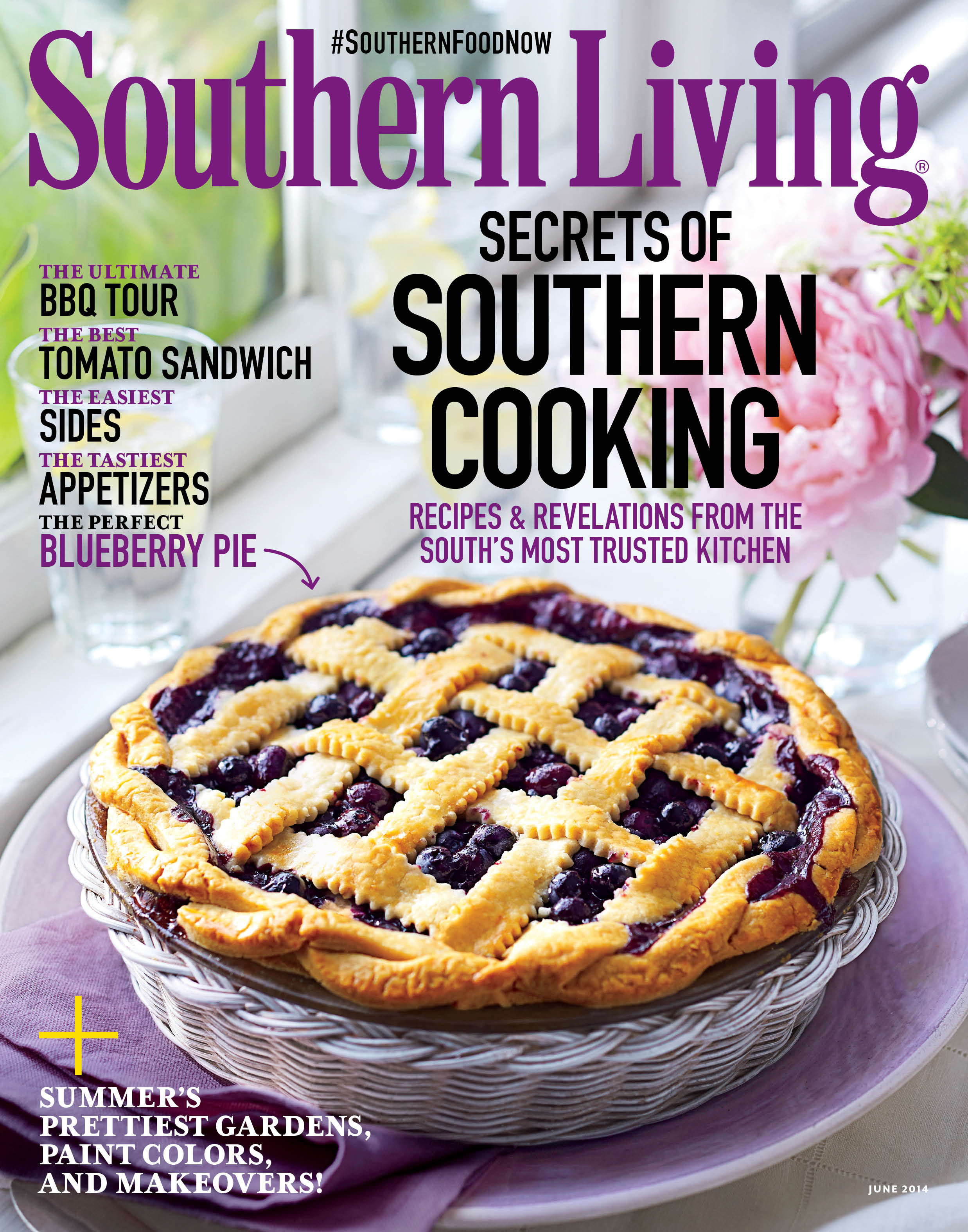 June Cover Final. June Issue Of Southern Living Magazine ...
