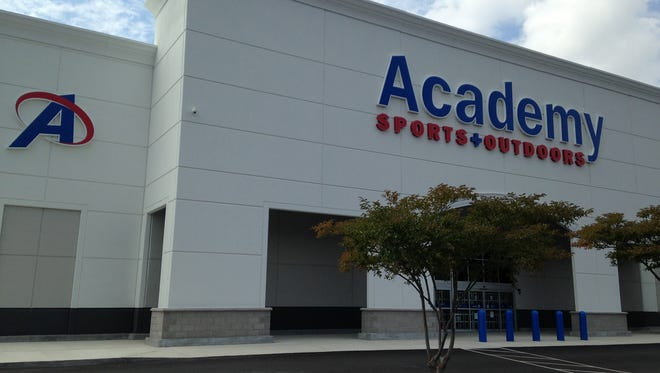 This is a file photo of an Academy Sports + Outdoors store.