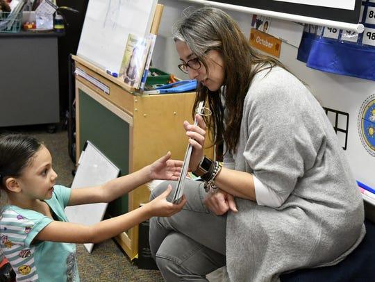 Shannon Ranch Elementary School transitional kindergarten