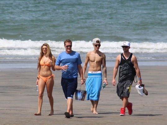 Justin Bieber in Panama