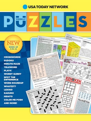 Weekly Crossword Puzzle cover