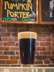 Four Peaks Brewing Company's Pumpkin Porter is a cult classic.