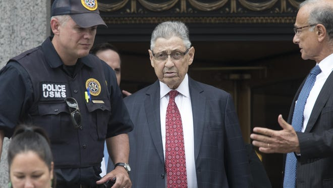 Former New York Assembly Speaker Sheldon Silver has remained free pending appeal of his 2018 conviction, for a second time, of trading favors to collect nearly $4 million in fees to help a cancer researcher and real estate developers.