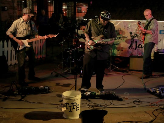 Full Tilt Boogie performs on March 4 at Ancestor Square