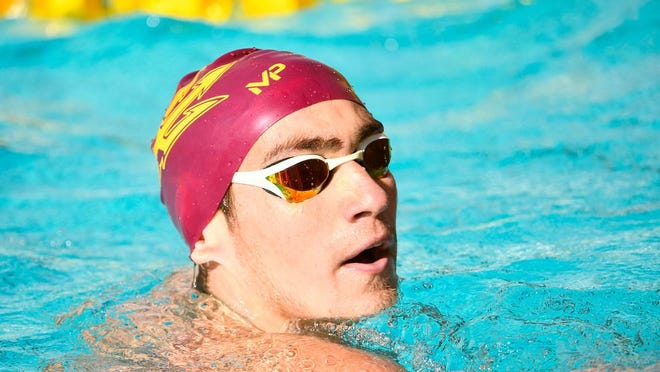 Arizona State swimmer Liam Bresette, a Lee's Summit North graduate, earned All-America honors in the 500-meter freestyle and the 800 freestyle relay in his sophomore season, which was cut short because of the coronavirus pandemic. His plans to train this summer at the U.S. Olympic Training Center in Colorado Springs also fell through because of the pandemic. He returned to the pool this week and still has a goal to make the U.S. Olympic team.