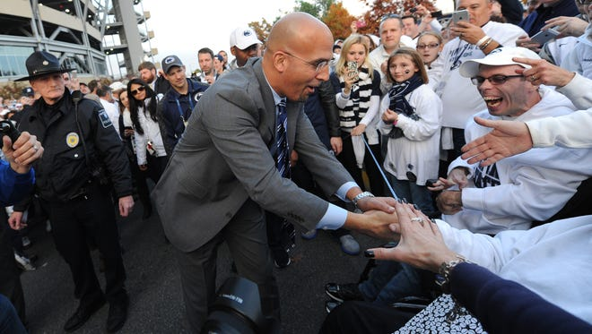 Will fans and recruits still buy into James Franklin? He may finally need a significant upgrade on the field this fall.