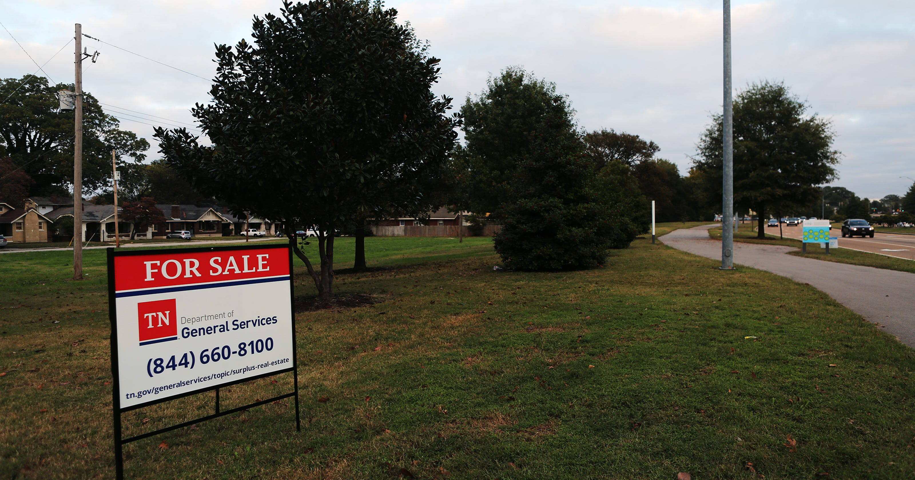 Apartments Planned At Sam Cooper, Overton Park-5650