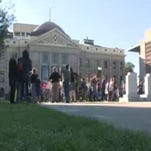 Capitol protest opposes education cuts